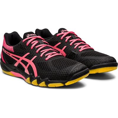 Asics Gel-Blade 7 Ladies Court Shoes - Angled