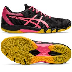 Asics Gel-Blade 7 Ladies Indoor Court Shoes