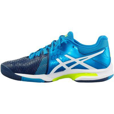 Asics Gel-Blast 7 Mens Indoor Court Shoes-Medial