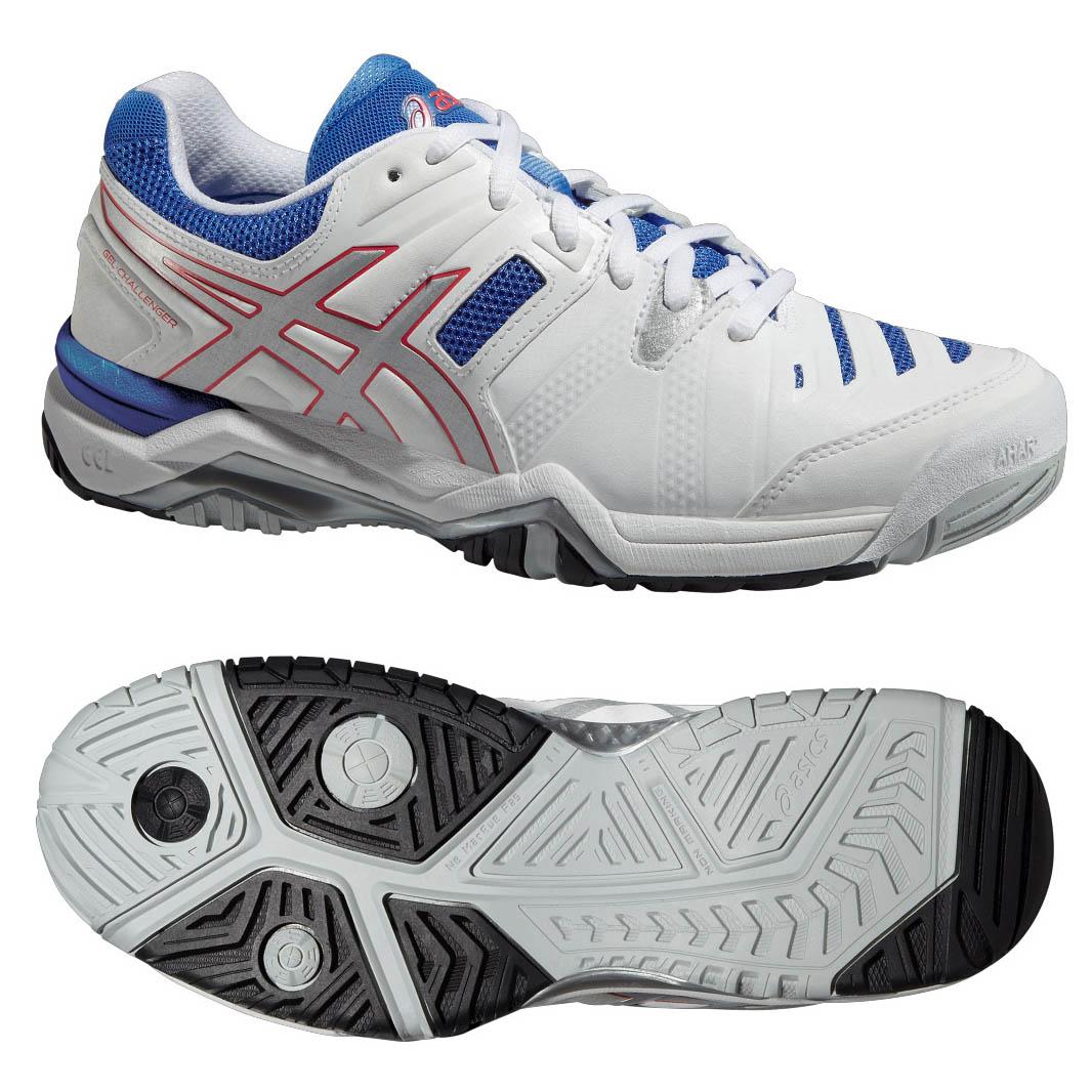 Asics GelChallenger 10 Ladies Tennis Shoes AW15  4 UK