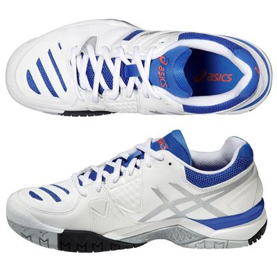 Asics Gel-Challenger 10 Ladies Tennis Shoes - Alternative View