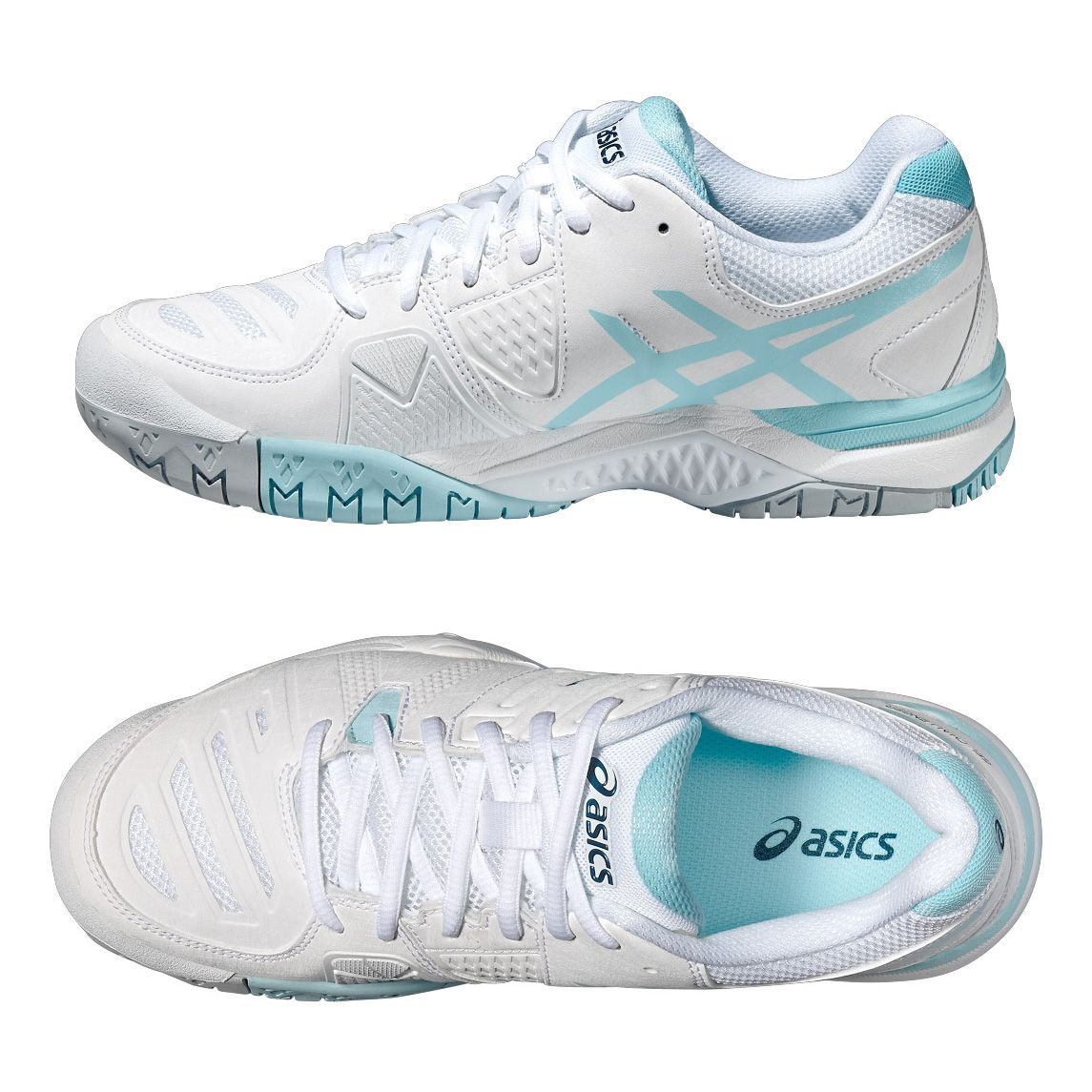 Asics Memory Foam Running Shoes