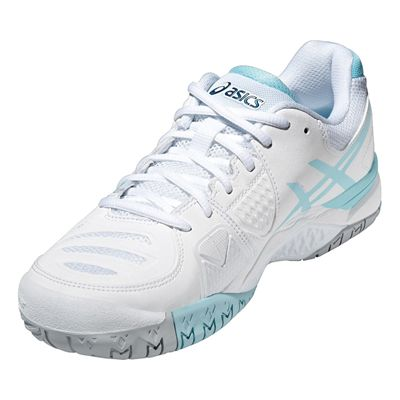 Asics Gel-Challenger 10 Ladies Tennis Shoes SS16 Angle View