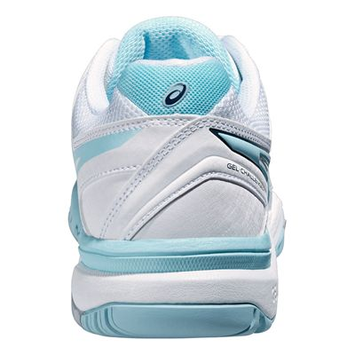 Asics Gel-Challenger 10 Ladies Tennis Shoes SS16 Back View