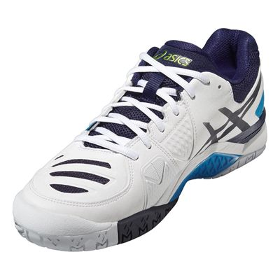 Asics Gel-Challenger 10 Mens Tennis Shoes SS16 Angle View