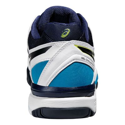Asics Gel-Challenger 10 Mens Tennis Shoes SS16 Back View