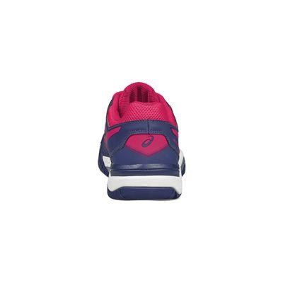 Asics Gel-Challenger 11 Ladies Tennis Shoes-pink-heel