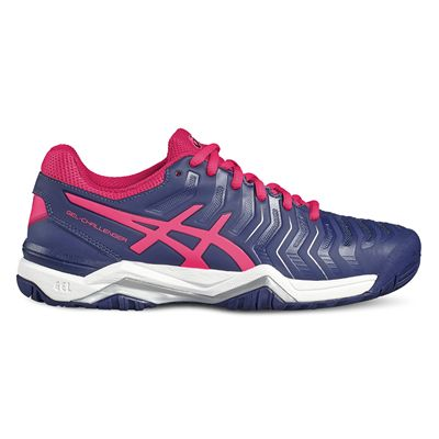 Asics Gel-Challenger 11 Ladies Tennis Shoes-pink-side2
