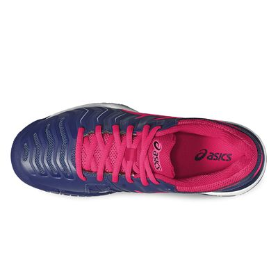 Asics Gel-Challenger 11 Ladies Tennis Shoes-pink-top