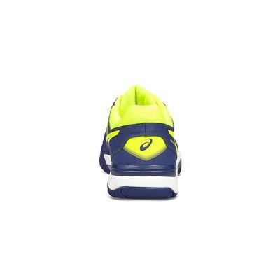 Asics Gel-Challenger 11 Mens Tennis Shoes-blue-heel