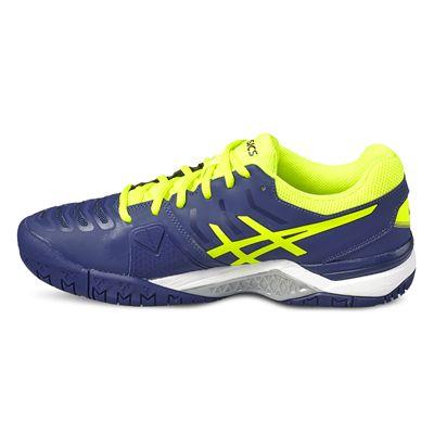 Asics Gel-Challenger 11 Mens Tennis Shoes-blue-side2