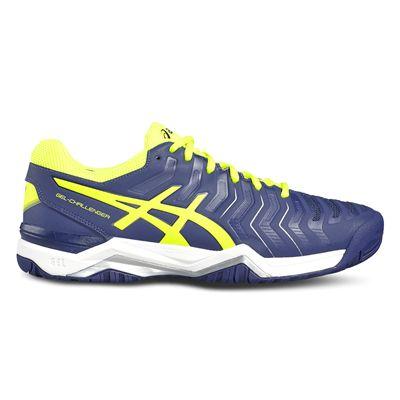Asics Gel-Challenger 11 Mens Tennis Shoes-blue-side