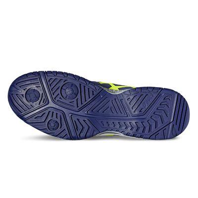 Asics Gel-Challenger 11 Mens Tennis Shoes-blue-sole