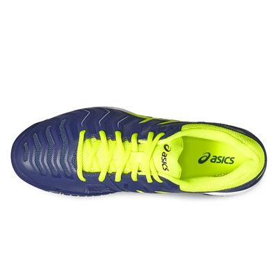 Asics Gel-Challenger 11 Mens Tennis Shoes-blue-top
