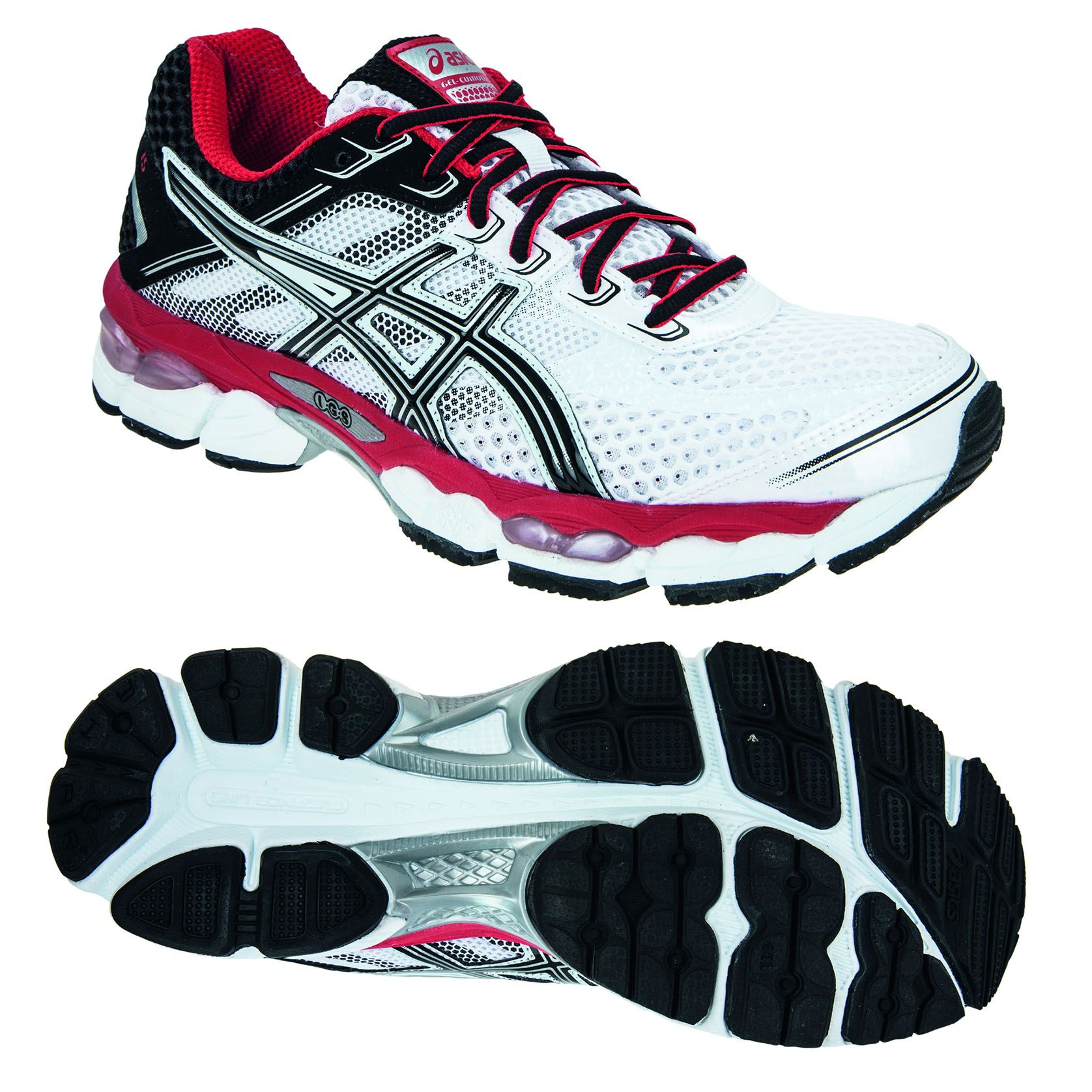 asics gel cumulus 15 mens running shoes sweatband
