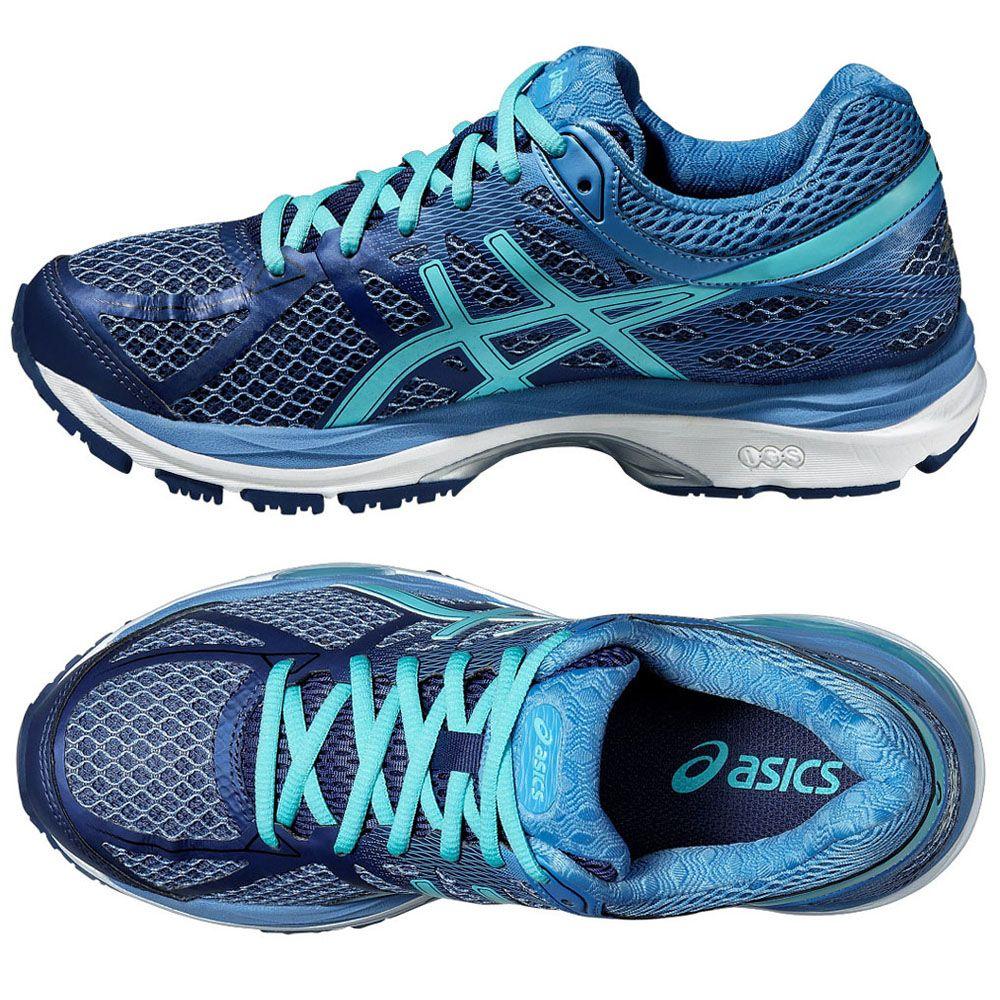 Asics Gel Cumulus 17 Ladies Running Shoes Sweatband Com