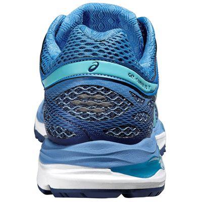 Asics Gel-Cumulus 17 Ladies Running Shoes - Back
