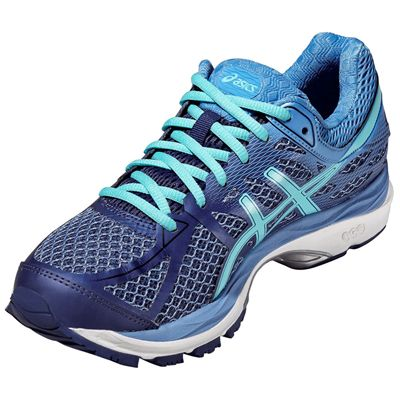 Asics Gel-Cumulus 17 Ladies Running Shoes - Front