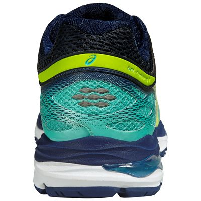Asics Gel-Cumulus 17 Ladies Running Shoes AW15 - Back