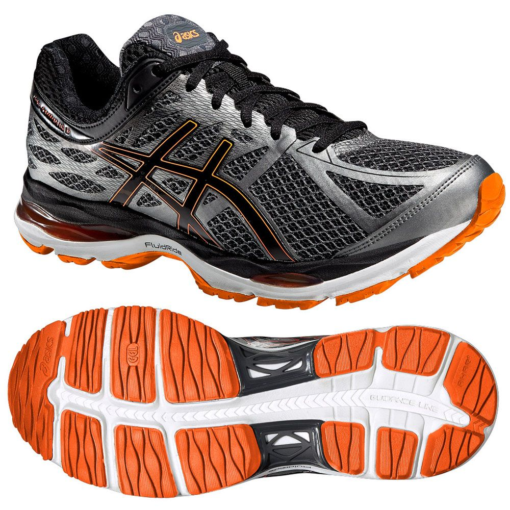 Asics Gel Cumulus  Mens Running Shoes Review
