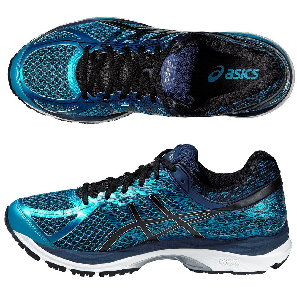 Asics Gel-Cumulus 17 Mens Running Shoes - Sweatband.com