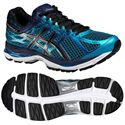 Asics Gel-Cumulus 17 Mens Running Shoes - Blue/Black