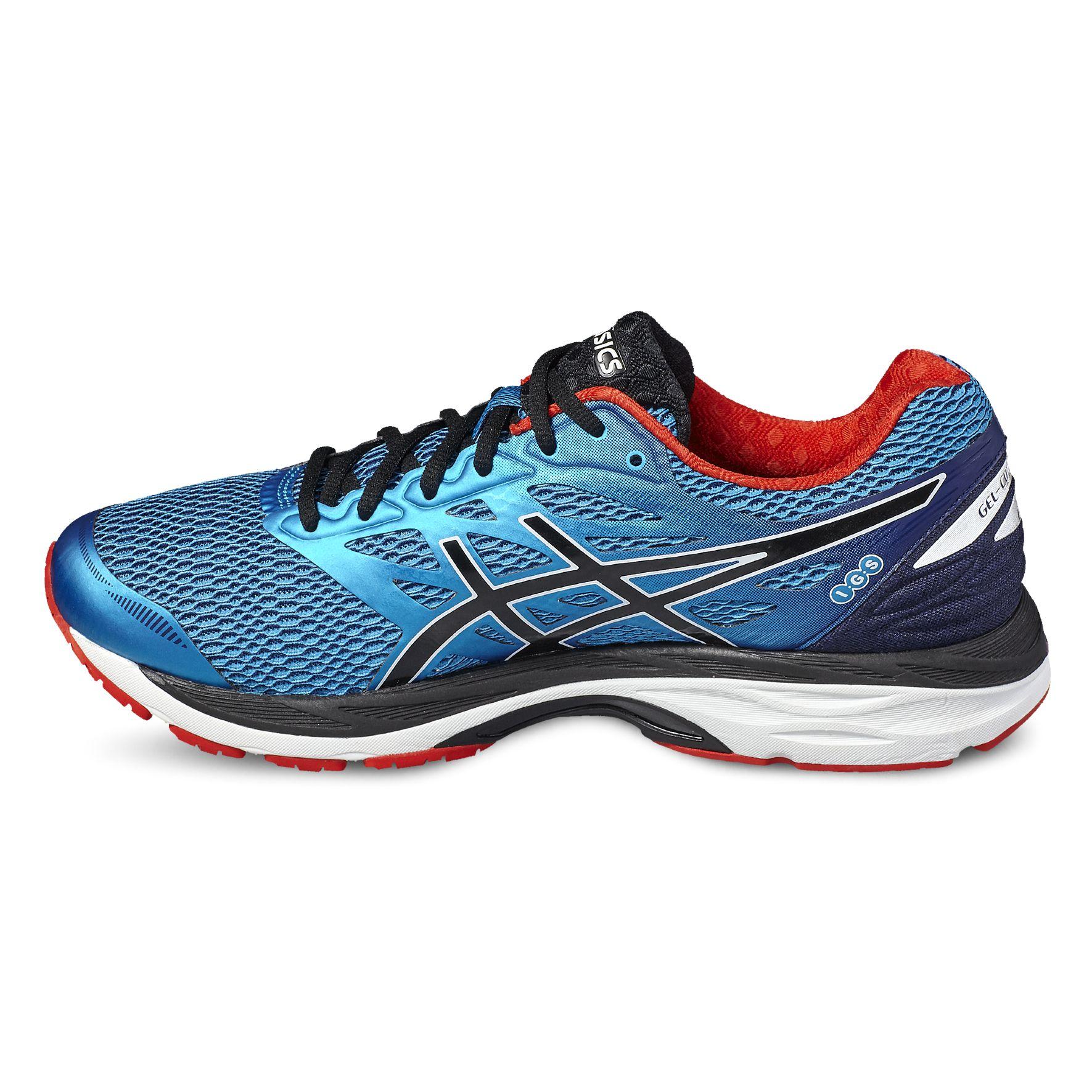 Asics Gel Cumulus  Running Shoes Review