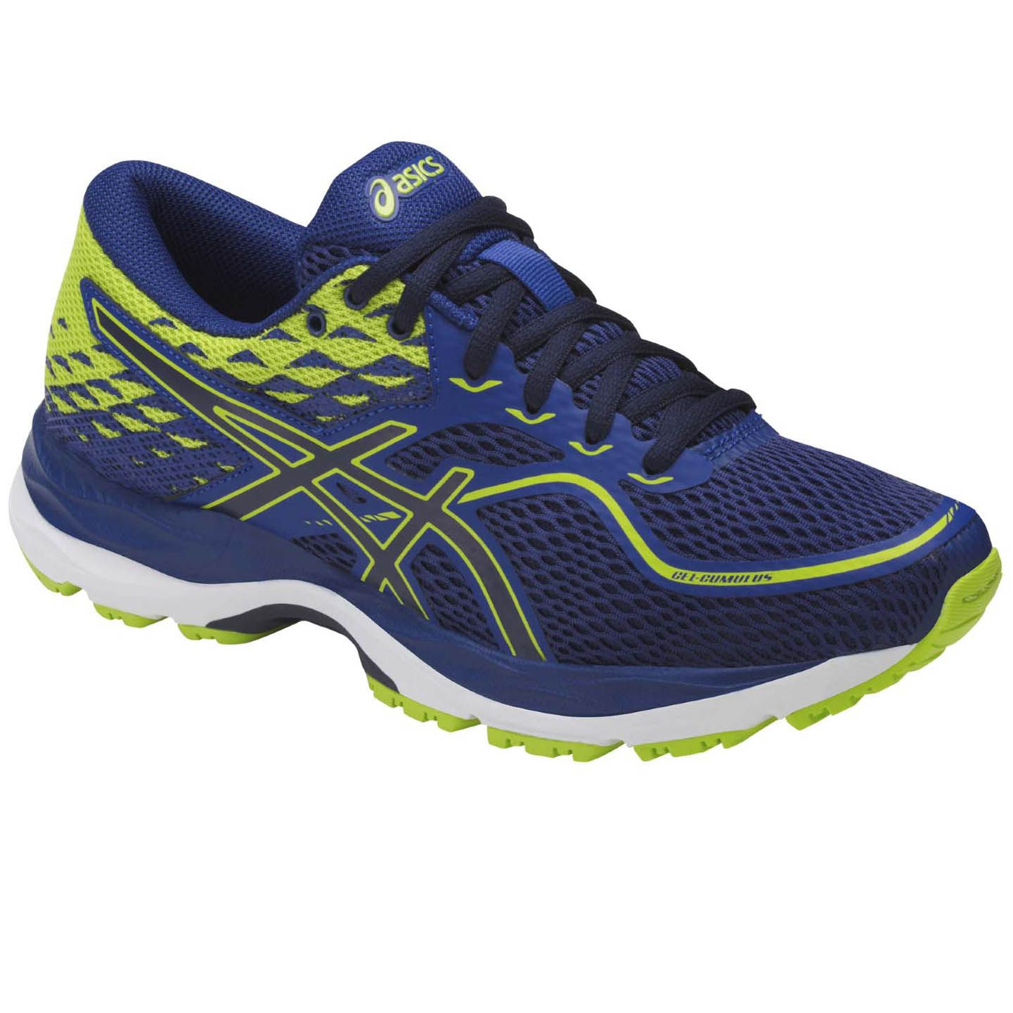 asics gel cumulus 19 gs boys running shoes. Black Bedroom Furniture Sets. Home Design Ideas