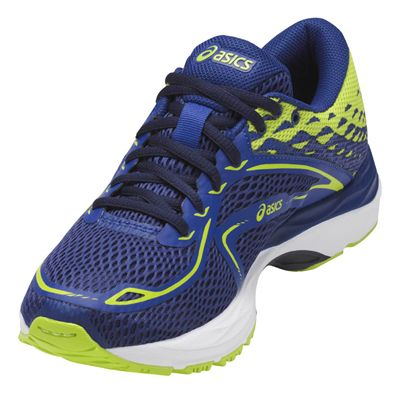 Asics Gel-Cumulus 19 GS Boys Running Shoes - Angled2