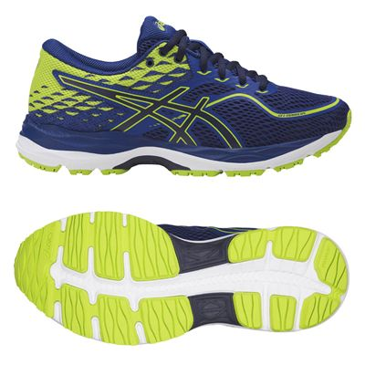 Asics Gel-Cumulus 19 GS Boys Running ShoesAsics Gel-Cumulus 19 GS Boys Running Shoes