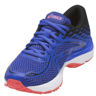 Asics Gel-Cumulus 19 GS Girls Running Shoes - Angled1