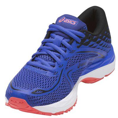 Asics Gel-Cumulus 19 GS Girls Running Shoes - Angled1