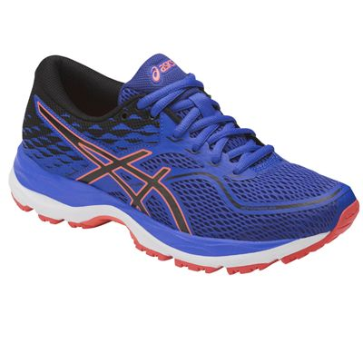 Asics Gel-Cumulus 19 GS Girls Running Shoes - Angled2
