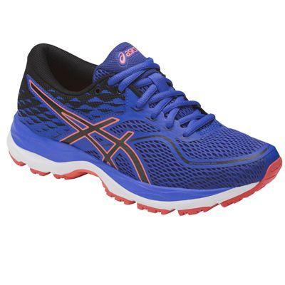 Asics Gel-Cumulus 19 GS Girls Running Shoes - Angled2