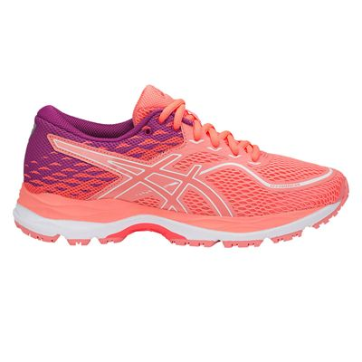 Asics Gel-Cumulus 19 GS Girls Running Shoes SS18 Main Image