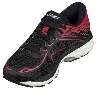 Asics Gel-Cumulus 19 Ladies Running Shoes - Angled