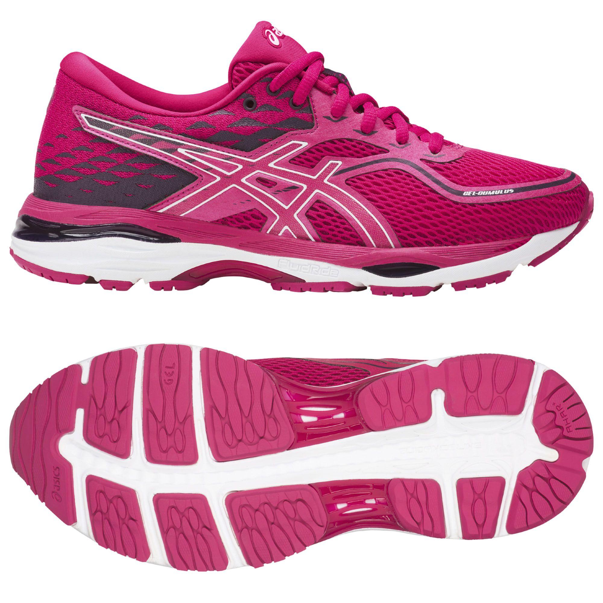 asics gel cumulus 19 ladies running shoes aw17. Black Bedroom Furniture Sets. Home Design Ideas