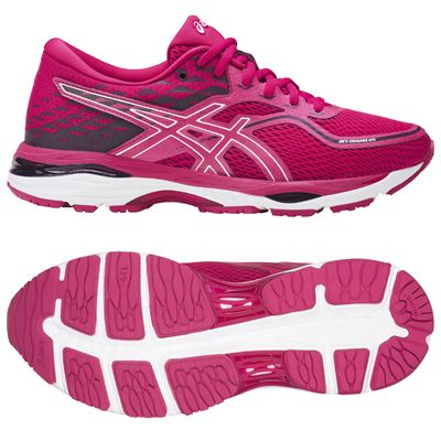Asics Gel-Cumulus 19 Ladies Running Shoes - Pink