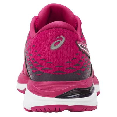 Asics Gel-Cumulus 19 Ladies Running Shoes - Pink/Back