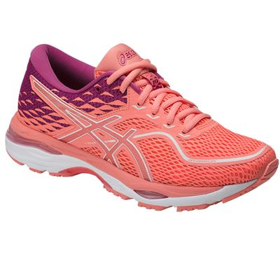 Asics Gel-Cumulus 19 Ladies Running Shoes SS18 - Angled 2
