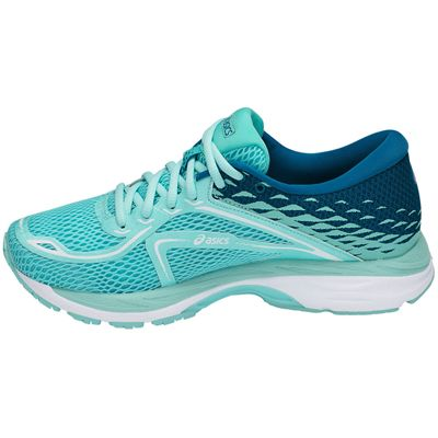 Asics Gel-Cumulus 19 Ladies Running Shoes SS18 - Green