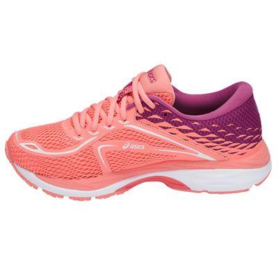 Asics Gel-Cumulus 19 Ladies Running Shoes SS18 - Side