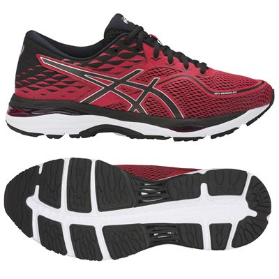 Asics Gel-Cumulus 19 Mens Running Shoes - Red