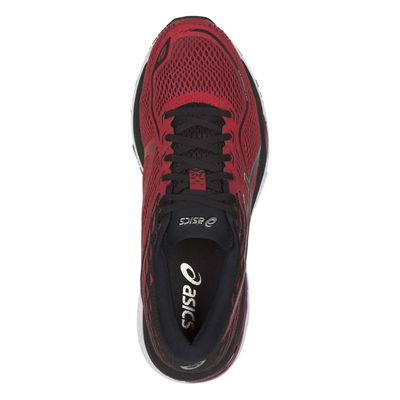 Asics Gel-Cumulus 19 Mens Running Shoes - Red/Above