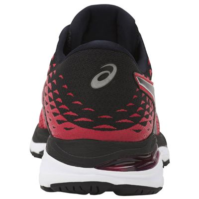 Asics Gel-Cumulus 19 Mens Running Shoes - Red/Back