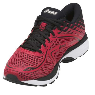 Asics Gel-Nimbus 19 Mens Running Shoes AW17 - Angled