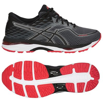 Asics Gel-Cumulus 19 Mens Running Shoes SS18 - Grey