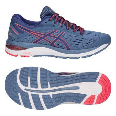 Asics Gel-Cumulus 20 Ladies  Running Shoes - Bliue