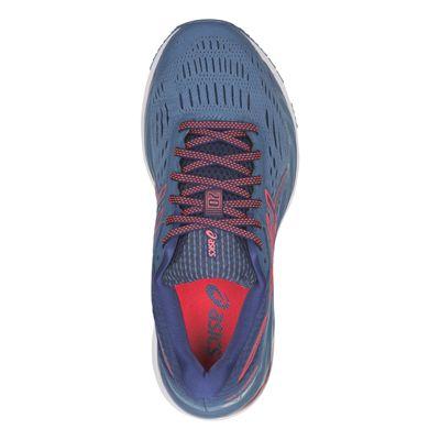 Asics Gel-Cumulus 20 Ladies  Running Shoes - Blue - Above