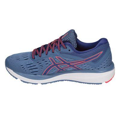 Asics Gel-Cumulus 20 Ladies  Running Shoes - Blue - Side